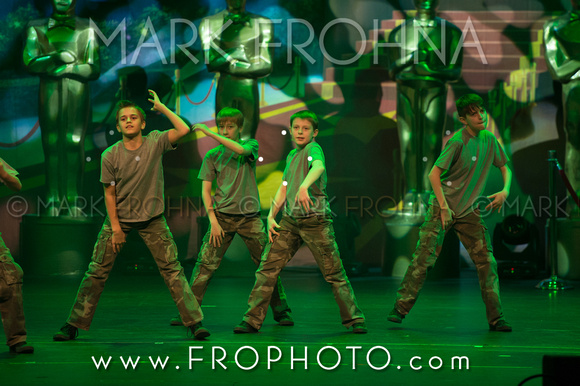 BDA Force Hip Hop 1-4