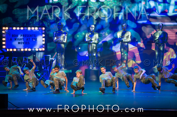 BDA Force Hip Hop 1-6
