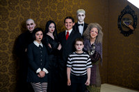 Addams Family Portraits-3