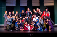 GHS Romeo and Juliet Cast and Crew-6