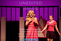 Legally Blonde Rehearsal Shots