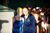 BA Girls Swimming 2013