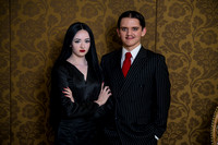 Addams Family Portraits-6
