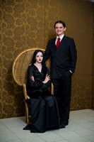 Addams Family Portraits-4
