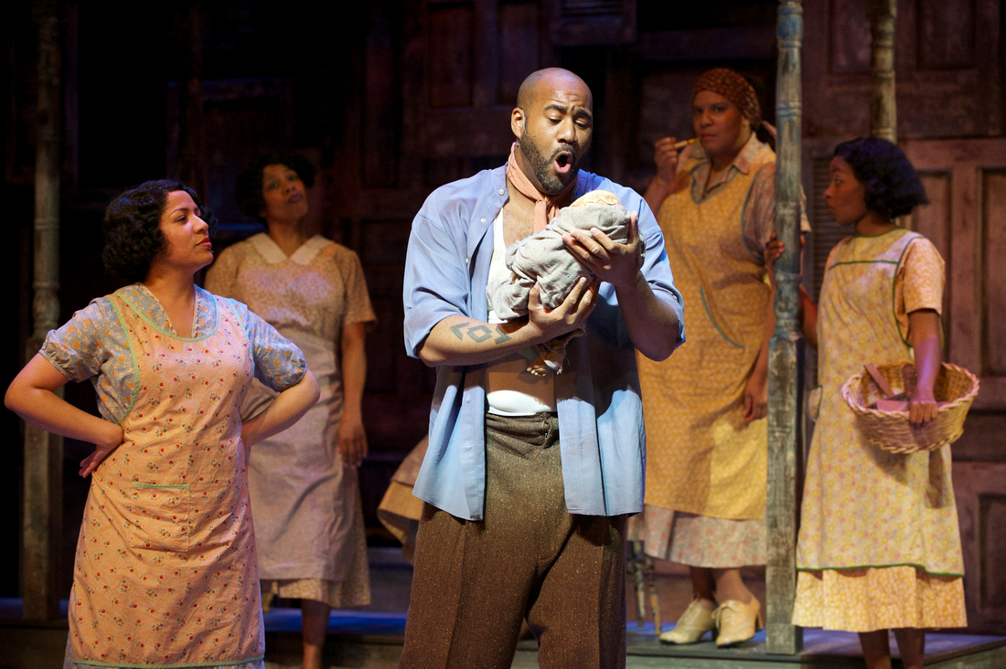 Skylight Porgy and Bess Rehearsal 011