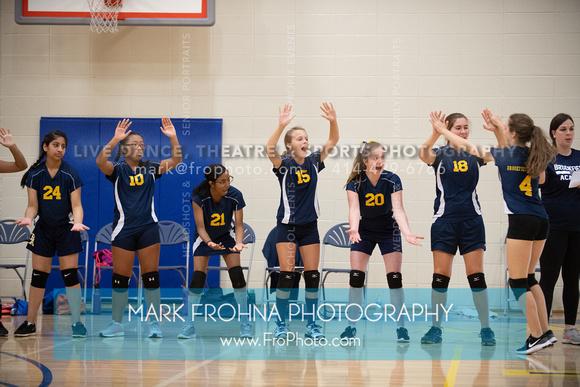 Mark Frohna Photography Ba Volleyball 8th Grade Ba 8th