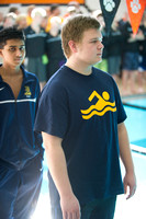 BA Boys Swimming Sectionals 2014-2