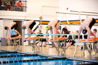 BA Boys Swimming Sectionals 2014-18