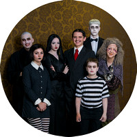 Addams Family Circle 2