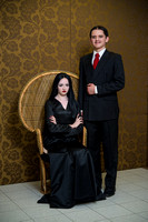 Addams Family Portraits-5