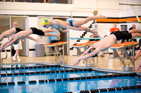 BA Boys Swimming Sectionals 2014-19