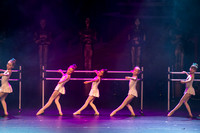 BDA Russian Ballet Level 1B-7-2