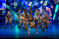 BDA Force Hip Hop 1-9