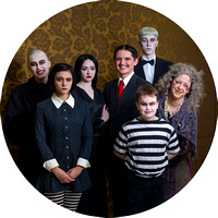 Addams Family Circle 1