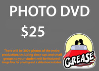 Greendale Grease Photo DVD