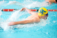 BA Boys Swimming Sectionals 2014-16